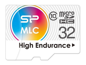 Silicon Power microSDHC 32GB High Endurance spominska kartica