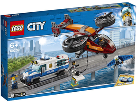 LEGO® City - Polizei Diamantenraub (60209)
