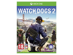 Watch Dogs 2 Xbox One hra