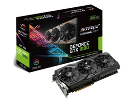Card video gaming Asus nVidia Strix GTX 1080 8GB DDR5X  - STRIX-GTX1080-O8G-GAMING