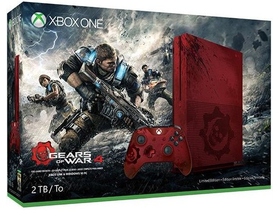 Consola Xbox One S 2TB Gears of War 4 Limited Edition