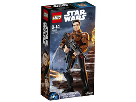 LEGO Star Wars Buildable Figures - Han Solo (75535)