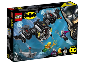LEGO® DC Universe Super Heroes - Batman im Bat-U-Boot (76116)