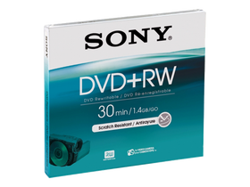 Sony DPW30A Mini DVD+RW 30min 1,4GB