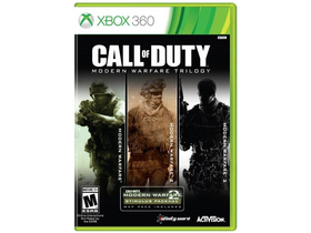 Call of Duty Modern Warfare Trilogy Xbox 360 játék