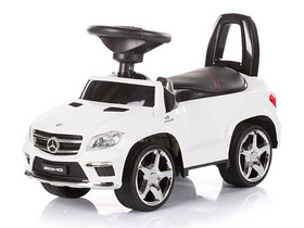 Chipolino Mercedes Benz GL63 AMG Rutschauto mit MP3 - White 2016
