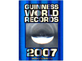 Craig Glenday - Guinness World Records 2007
