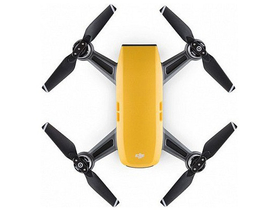 Drona DJI SPARK Fly More Combo, galben
