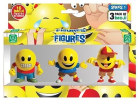 Set figurine Imoji  3 buc.