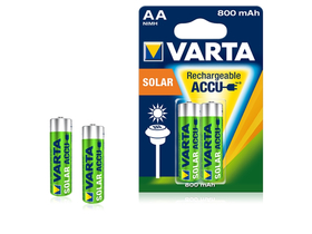 Varta Ready2use Solar NiMh 800mAh AA 2 ks