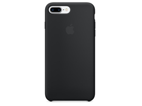 Toc silicon Apple  iPhone 7 Plus, negru(mmqr2zm/a)