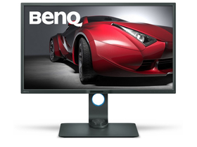 "BenQ PD3200U 32"" UHD IPS Grafikus LED Monitor"