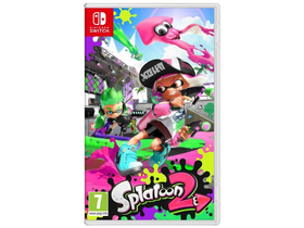 Splatoon 2 Nintendo Switch igra