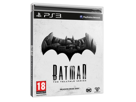 Joc Batman The Telltale Series PS3