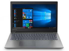 Lenovo IdeaPad 330-15ICH 81FK00J8HV FHD notebook, fekete +Windows 10 Home
