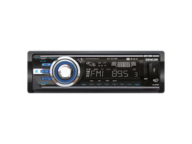 Sencor SCT 3017MR Auto radio s USB/SD/MMC-om