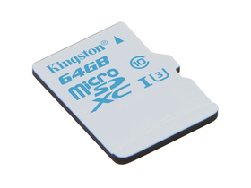 Kingston SDCAC/64GBSP microSDXC UHS-I Action Card Single Pack