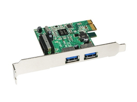 Card de extindere Sharkoon USB3.0 PCIe 2port USB3.0