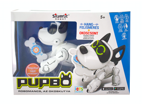Silverlit Pupbo - Robot Foot, The Smart Dog (69274)
