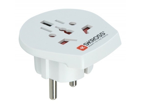 Skross universal travel adapter (World to Europe)