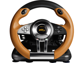 Volan Speedlink DRIFT O.Z. Racing Wheel PS3, negru-portocaliu