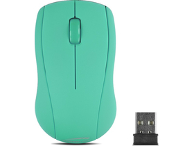 Mouse wireless Speedlink SNAPPY, turcoaz