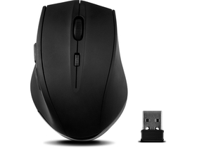 Mouse wireless Speedlink CALADO Silent, negru