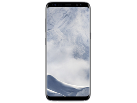 Telefon Samsung Galaxy S8 (SM-G950) 64GB, artic silver (Android)