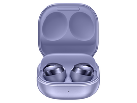 Samsung Galaxy Buds Pro (SM-R190) Bluetooth slušalice, Phantom Violet + EP-P1300 wireless punjač