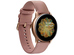 Samsung Galaxy Watch Active 2 smart hodinky (40mm, Stainless Steel), Gold