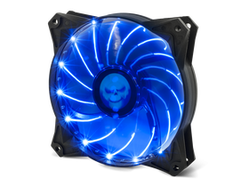 Spirit of Gamer AIRFLOW Blue Cooler 12cm ventilátor