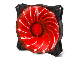 Spirit of Gamer AIRFLOW Red Cooler 12cm ventilátor