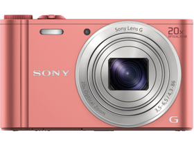 SONY DS -WX350, pink