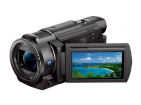 Cameră video Sony FDR-AX33B, black