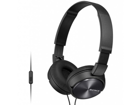 Headset Sony MDRZX310APB.CE7 Android/iPhone, negru