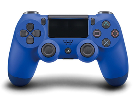 PlayStation 4 (PS4) Dualshock 4 V2 Wireless (Brežžični) Controller, moder