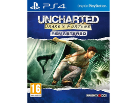 Uncharted: Drake`s Fortune PS4 hra