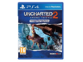 Uncharted 2: Among Thieves PS4 hra