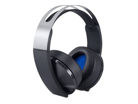 Sony Platinum kabelloser Headset (PS4)