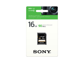 Card Sony SDHC 16GB Class10 UHS-I Expert
