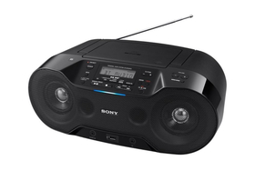 Radio-CD portabil Sony ZSRS70BTB.CED, MP3/Bluetooth/NFC/CD