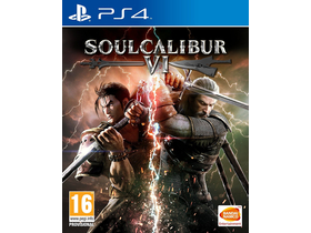Soul Calibur VI PS4 hra