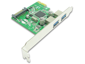 Card PCI-Express Speed Dragon EU305A-2 ETRON 2 porturi USB 3.0