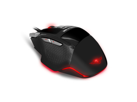 Mouse Spirit of Gamer  PRO-M8 Light Edition  negru