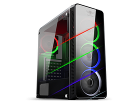 Spirit of Gamer Deathmatch VII RGB PC skrinka