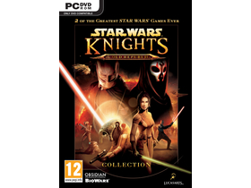 Star Wars Knights of the Old Republic Collection PC játékszoftver