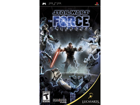 Joc PSP Star Wars: The Force Unleashed (Platinum)