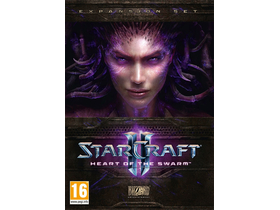 Starcraft II druhý disk: Heart of the Swarm