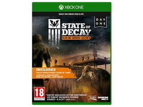 State of Deacay Xbox One