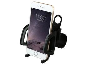 fa1549c32e71 Baseus Wind Series telefontartó biciklire, fekete | Extreme Digital
